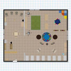 infant classroom floor plan classroom floorplanner