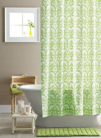 garnet hill shower curtains damask floral shower curtain from garnet hill best