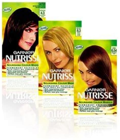 hair color put your picture garnier nutrisse permanent creme hair color reviews