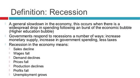 receding definition receding definition 1 an introduction to the 1930s