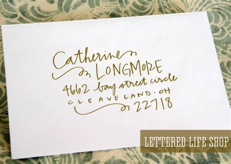 Invitation Letter Address 25 Best Ideas About Envelope Addressing On Lettering Envelopes Letter