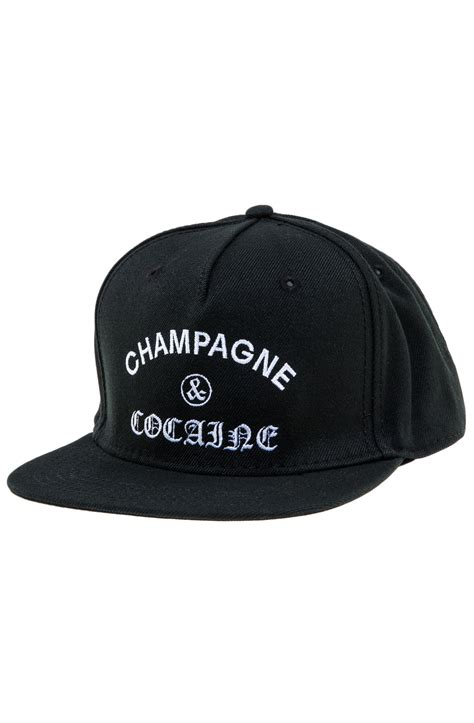 Hat Ricmerch Ric 2015 Snapback lyst crooks and castles the chagne cocaine snapback