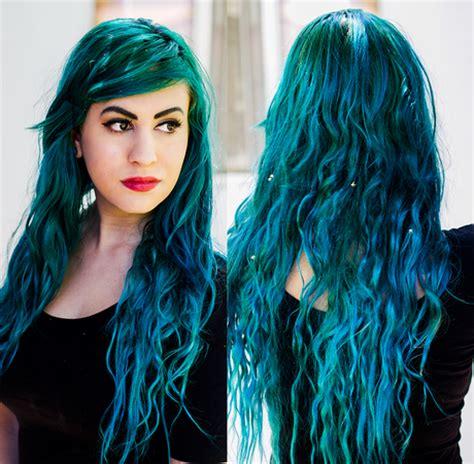 blue splat hair dye without bleach www imgkid com the blue hair dye tutorial without bleach foto video