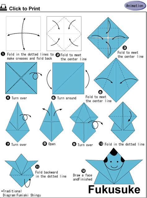 cara membuat origami senjata ninja japan honey bread