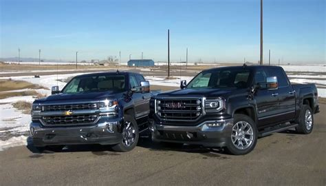 2016 chevy silverado 5 3l vs gmc 6 2l chevytv