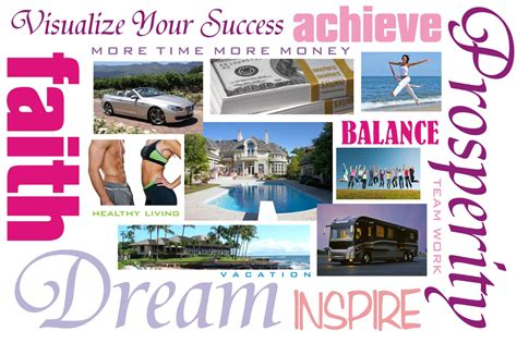 visio board visualize success with a vision board karma nelson fitness