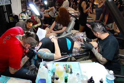 tattoo expo phoenix expo new trends we saw