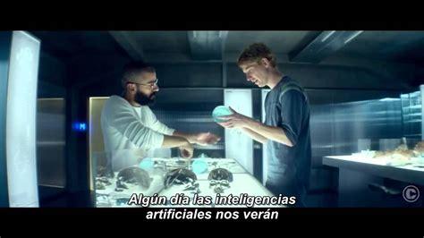 pelicula trailer pel 237 cula ex machina 2015 trailer subtitulado espa 241 ol