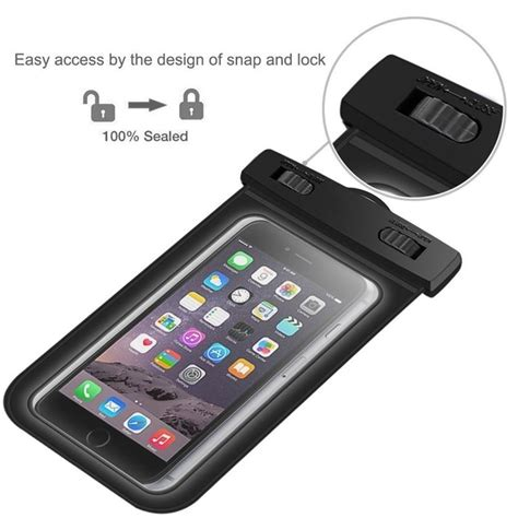 Waterproof Mobile Phone Pouch waterproof pouch for mobile phone lazada ph