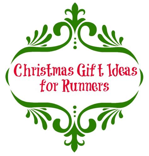 christmas gift ideas for runners healthier dishes