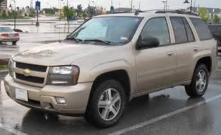 2006 chevrolet trailblazer information and photos