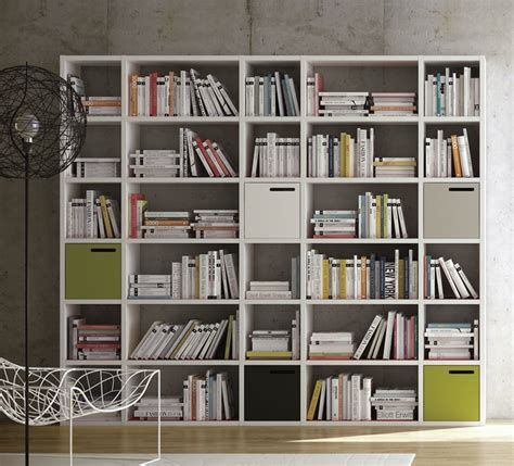 modern wall storage temahome modern pombal wall storage unit in white