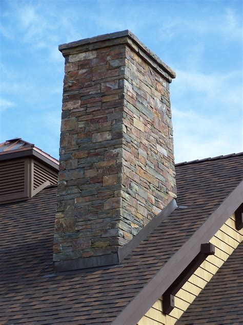 stone chimneys stone veneer kevin spencer masonry