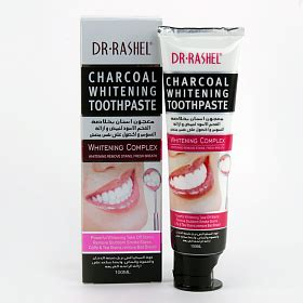 toothpaste dr rashel charcoal whitening toothpaste