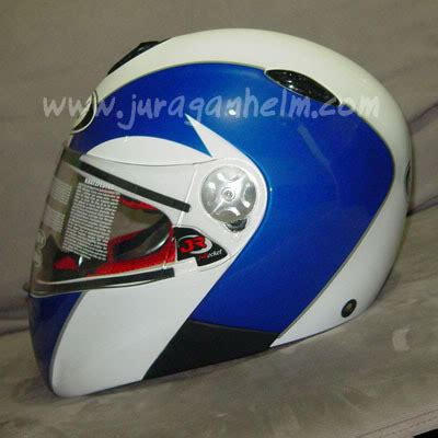 Helm Anak United C 42 pin wts helm kyt c4 tech on