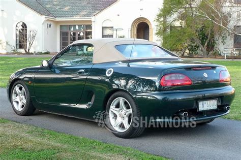 Limited Top mgf abingdon limited edition convertible auctions lot