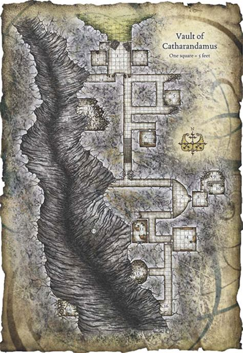 5e supplement 5e source of maps in back of 5e dmg