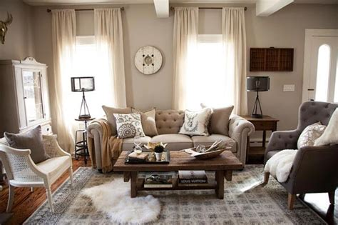 75 rustic country decorating ideas for every room ideas and marvellous how to decor your living room contemporary