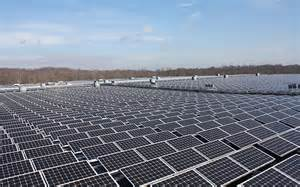 Largest rooftop solar array in maryland electrical alliance
