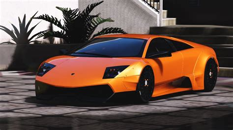 Lamborghini Murcielago Sv by Lamborghini Murci 233 Lago Sv Libertywalk Gta5 Mods