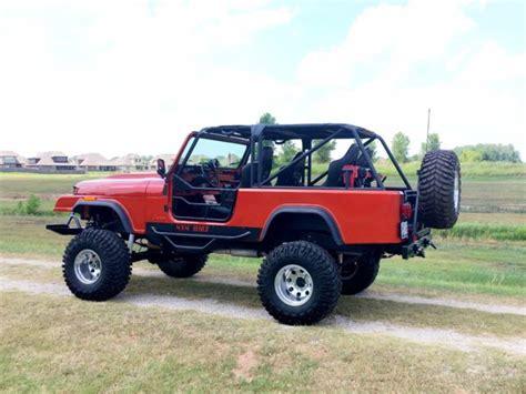 jeep scrambler custom 1983 jeep scrambler custom built cj8 classic jeep