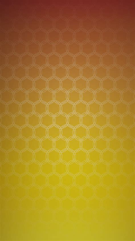 gradient pattern circle yellow wallpapersc iphoneplus