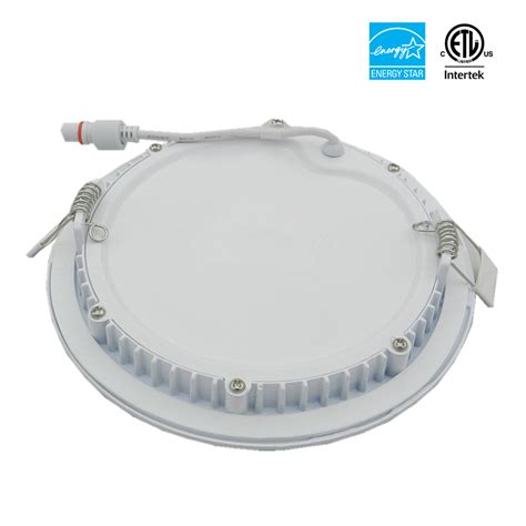 junction box compatible led recessed lights 6in 15w 1000lm led recessed slim pot light with junction