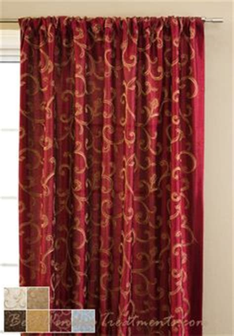 red and gold drapes red n gold home decor on pinterest red gold red