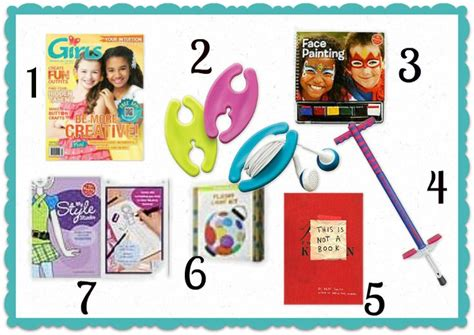 best gifts for tween girls that don t require a charger
