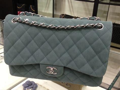 Set Chanel Grey Kid chanel classic jumbo flap bag www imgkid the image