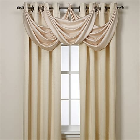 curtain top insola 174 odyssey grommet top insulating window curtain