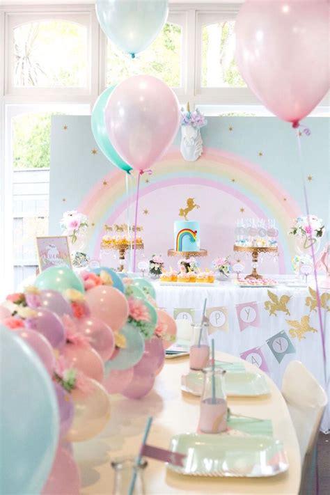 Alas Foto Motif Shabby Chic S004 kara s ideas floral rainbow glam unicorn birthday kara s ideas