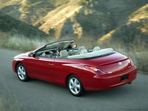 convertible toyota camry toyota camry solara convertible buying guide