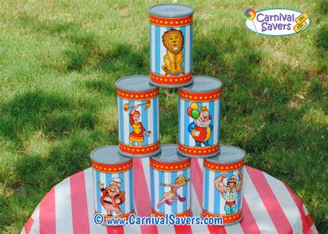 backyard carnival games for kids carnival game for kids can knock down carnival game