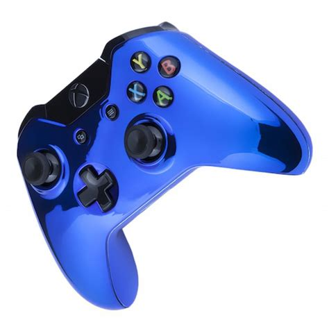 chrome xbox one chrome blue edition xbox one controller ozgameshop com