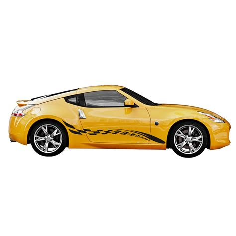 Folien Aufkleber Cars by Car Styling Aufkleber Racing