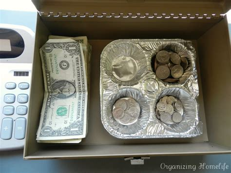 Garage Sale Money Box how to a successful yard sale organizing