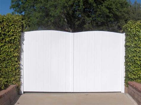 swing gates designs vinyl double swing gate design ideas pictures vinyl