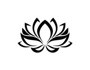 Lotus Flower With Om Symbol Meaning Pochoir Tatouage Temporaire Fleur De Lotus Fleur 23 Unik