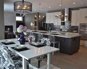 Modern Kitchen Decor Ideas Picture Of Beautiful Glam Kitchen Design Ideas To Try