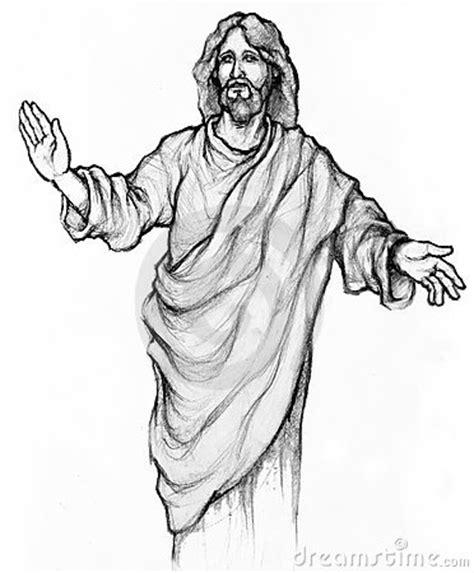 Tattoo Bilder Von Jesus | jesus christus stockfotos bild 11702473