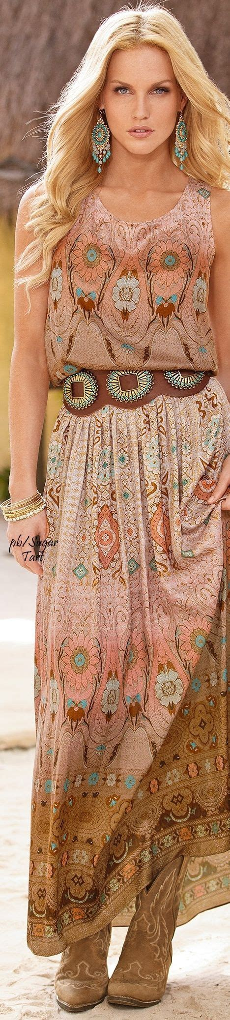 Sr Lea Ethnic Boho Dress this boho inspired maxi dress use the code fspinterest to get 5 on bohemian chic