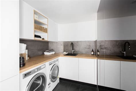 laundry design the block the block 2015 week 5 study laundry and powder room