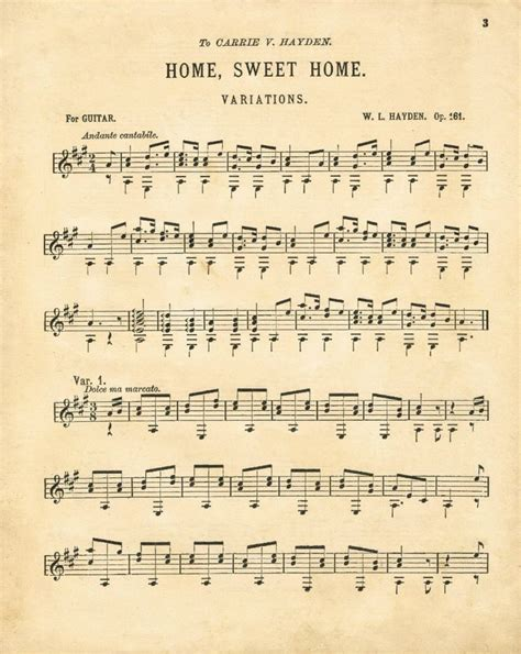 printable sheet music vintage 835 best images about knickoftime free printables