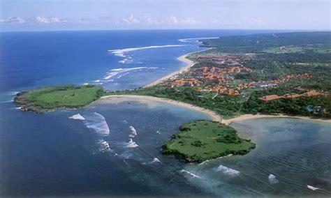 nusa dua tempat wisata bali objek liburan pantai pasir
