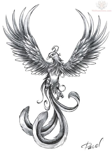 tattoo designs phoenix ideas on tattoos