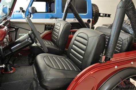 Jeep Cj5 Interior Jeep Cj5 Interior Images