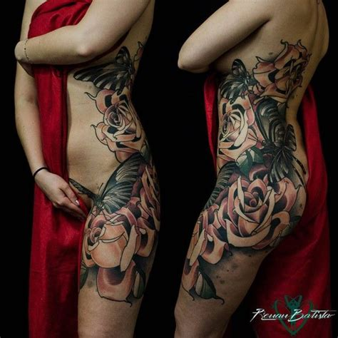side piece tattoos best 25 side tattoos ideas on tattoos