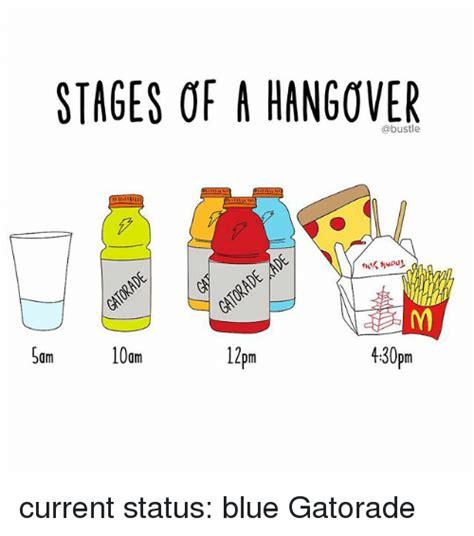 Banish Your Hangover With Gatorade 25 best memes about hangover hangover memes