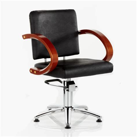 salon chairs uk hydraulic styling chair in black direct salon